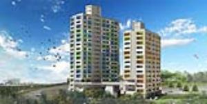 萬華區青年社會住宅模擬圖